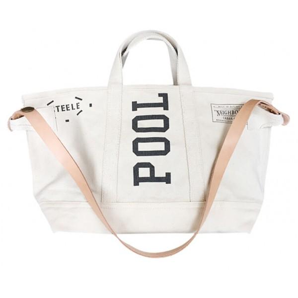 302824d108070 TD0 POOL™ Duża uniwersalna torba płócienna unisex. Rozmiar S - XS