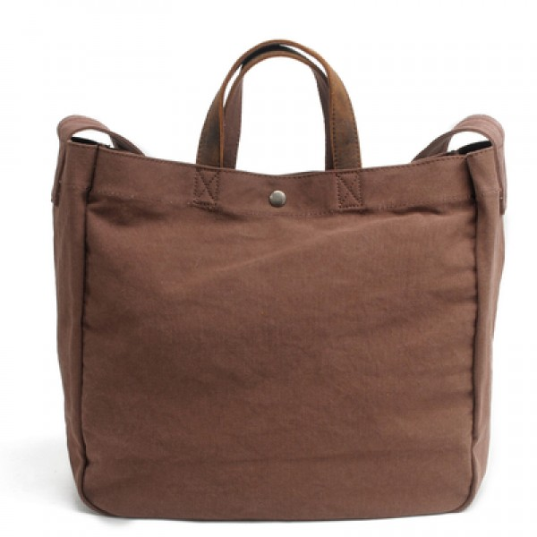 15f882be874e6 TD05 ROCKON™ damska torba miejska na ramię. Bawełna i skóra naturalna. 4  kolory