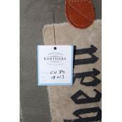 """TD24 CHIBEAU TOTE™ Torba na ramię płótno - skóra naturalna 13"""""""